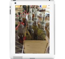 Herb-Infused Gourmet Delights iPad Case/Skin