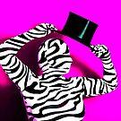 zebrawoman XIV by ARTistCyberello