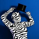 Zebrawoman XV by ARTistCyberello