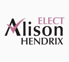 Elect Alison Hendrix - Pink by alisonhendrix
