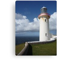 Arranmore lighthouse Canvas Print