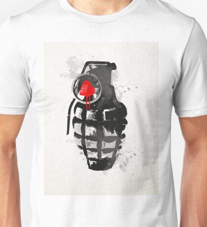Heart Like A.... Unisex T-Shirt