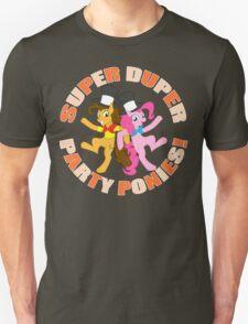 Super Duper Party Ponies! T-Shirt