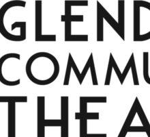 Glendale Community Theatre Sticker