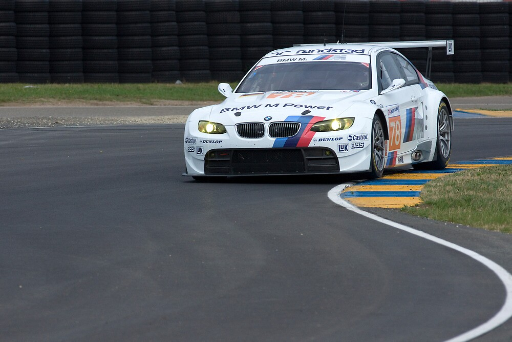 BMW M3 GT2 by Yves Roumazeilles