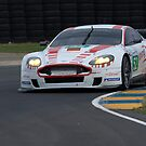 Aston Martin DBR9 by Yves Roumazeilles