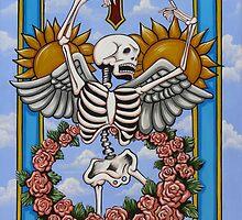 A HAPPY DEATH by OrsiniArts