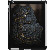 Found Mayan Tablet iPad Case/Skin