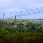 Town Church by Dannyshack