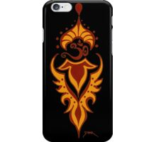 Transformation's Flame on Black iPhone Case/Skin