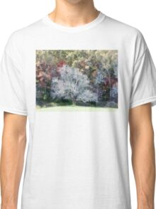 Lone Tree In A Clearing Classic T-Shirt