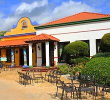 Mexican Vintage Restaurant in Acapulco by Atanas Bozhikov NASKO