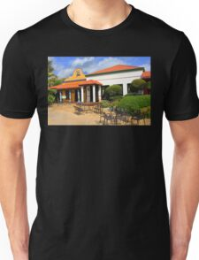Mexican Vintage Restaurant in Acapulco Unisex T-Shirt