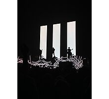 Paramore Self-titled tour Photographic Print