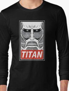 TITAN Long Sleeve T-Shirt