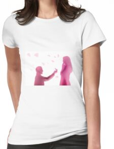 Proposal Womens Fitted T-Shirt