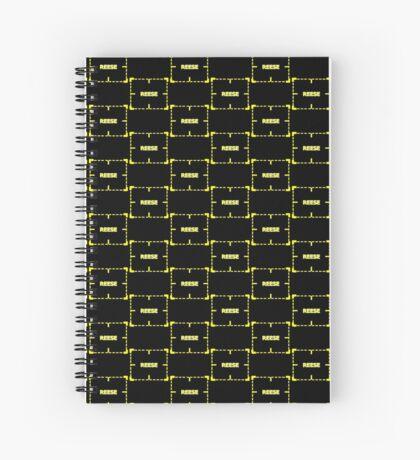 Reese of Interest Spiral Notebook