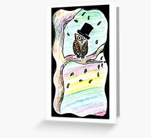 ILY Owl Greeting Card