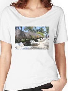 Polynesian Vacation Resort Women's Relaxed Fit T-Shirt