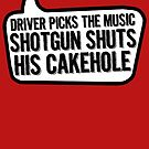 Shotgun by LeaGerard