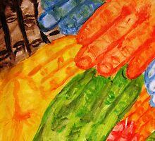 Helping hands  by heartyart