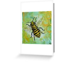 Bumble Bumble Greeting Card