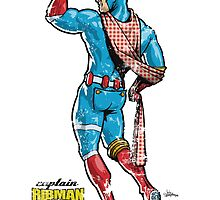 Captain RibMan by Captain RibMan