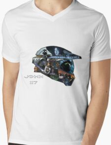 Halo - Remembrance  Mens V-Neck T-Shirt
