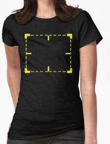 The Machine knows you know VERSION 2.0 Womens Fitted T-Shirt