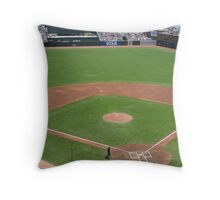 America's Pasttime Throw Pillow