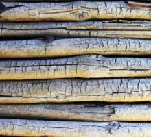 Wooden Seamless Texture Sticker