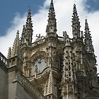 Up Towards the Heavens, Burgos, Spain by jtalia