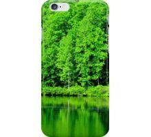 Fishing on Chris Green Lake    ^ iPhone Case/Skin