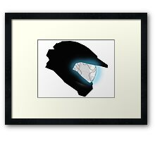 Illuminated Chief Icon Framed Print