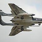 De-Havilland Sea Vixen FAW2 by Andy Jordan