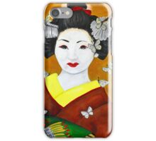 Nine Pieces of Paper iPhone Case/Skin