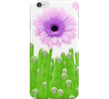 Green Shoots iPhone Case/Skin