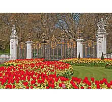 Canada Gate of the Green Park. London. England Photographic Print