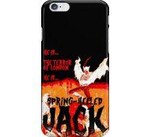 Spring Heeled iPhone Case/Skin