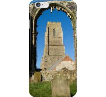 St Andrew's Church, Covehithe, Suffolk iPhone Case/Skin