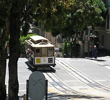 Trolley Car by jtalia