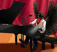 Gryphon Boogie by farorenightclaw