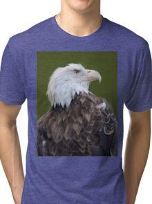 American Bald Eagle Tri-blend T-Shirt