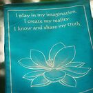 Imagination Affirmation by Aimee Stewart
