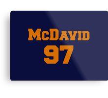 Connor McDavid Metal Print