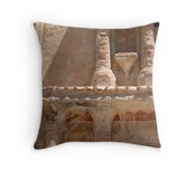 Tumacacori Columns and Capitals Throw Pillow