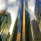 Chicago Tall Building by Dennis Granzow