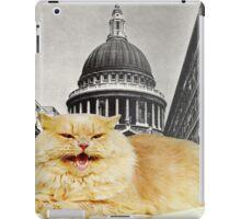 St Paul's Puss iPad Case/Skin