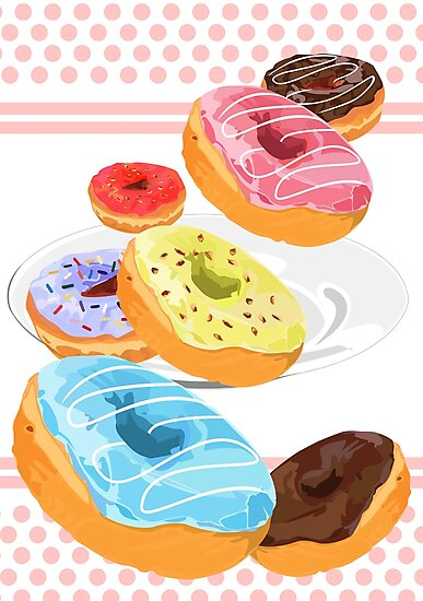 Donuts by Adamzworld