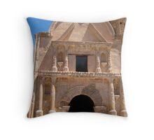 Tumacacori Facade Throw Pillow